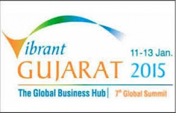 7th Vibrant Gujarat Summit, from 11 to 13 January 2015