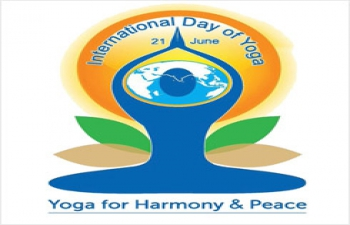 Celebration of 2nd International Day of Yoga in Madagascar, on 18th June 2016