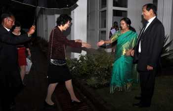 Ambassador hosts Farewell Reception