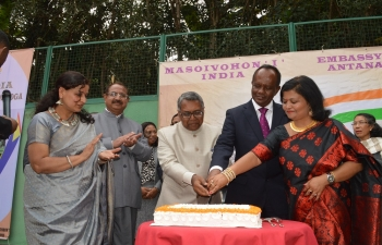 Celebration of 70th Anniversary of Indias Independence Day, 16 August 2017