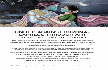 United against Corona- Express through Art