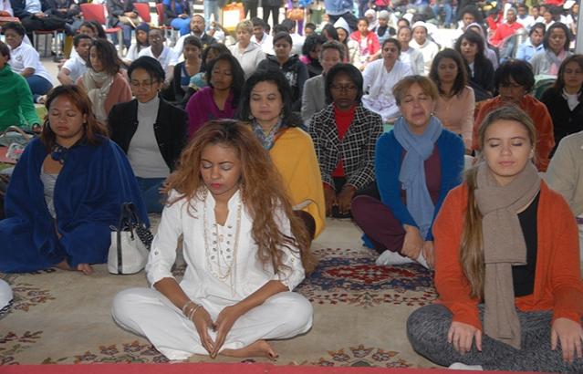 International Day of Yoga - 21st June 2015
